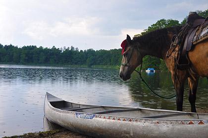 A Lake Tail